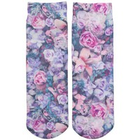 FLORAL FANTASY ANKLE SOCKS. - BEST SELLERS