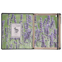 Lavender Buds iPad Case from Zazzle.com