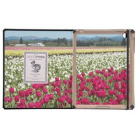 Tulip Farm iPad Case from Zazzle.com