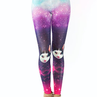 galaxy-cat-leggings BLACKPURP - GoJane.com