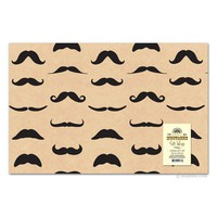 Mustache Gift Wrap - Whimsical & Unique Gift Ideas for the Coolest Gift Givers