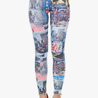 New York New York Legging