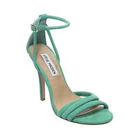 Steve Madden - RABBLE GREEN SUEDE