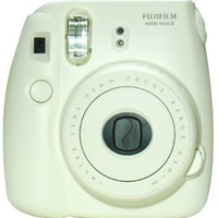 New Model Fuji Instax 8 Color White Fujifilm Instax Mini 8 Instant Camera:Amazon:Camera & Photo