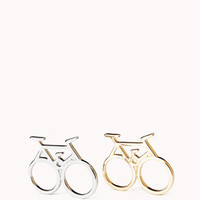 Two-Finger Bike Ring