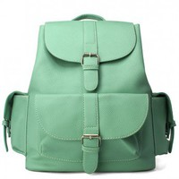 Chicwish Mint Backpack