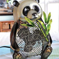 Panda Fan, Decorator Fan, Animal Fan | Solutions