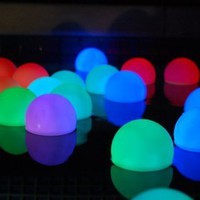 Mood Light Garden Deco Balls (Light up Orbs):Amazon:Health & Personal Care
