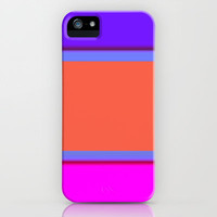 Re-Created Playing Field XXXII iPhone & iPod Case by Robert Lee