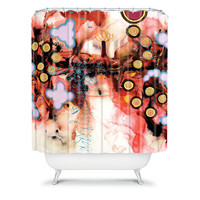 DENY Designs Home Accessories | Randi Antonsen Land 4 Shower Curtain