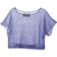 Amy Hall Jaipur Mohair Sweater
