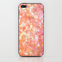 Hot Summer Nights iPhone & iPod Skin by Lisa Argyropoulos