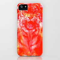 Tigr iPhone & iPod Case by def29