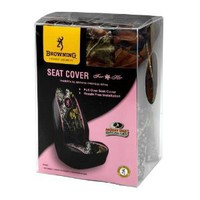 Browning Universal Seat Cover - Mossy Oak New Break Up and Pink
