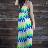 A Woman's Worth Maxi