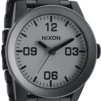 NIXON THE CORPORAL SS WATCH | Swell.com