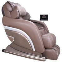 Omega Massage Montage Pro Zero Gravity Chair Brown+Free Heat Smart Heater Bundle:Amazon:Home & Kitchen