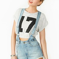 Penny Denim Jumper
