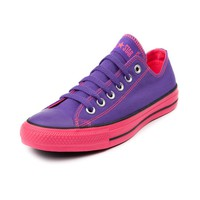 Converse All Star Lo Athletic Shoe, Purple Pink  Journeys Shoes