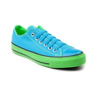 Converse All Star Lo Athletic Shoe, Blue Green  Journeys Shoes