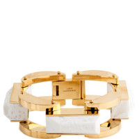 Milky Way Bracelet by Lele Sadoughi for Preorder on Moda Operandi