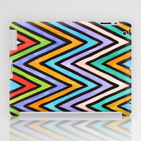 Fizzle iPad Case by Erin Jordan