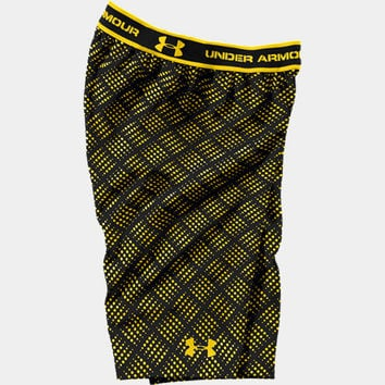 "Under Armour Men's HeatGear® Compression Printed 7"" Shorts"