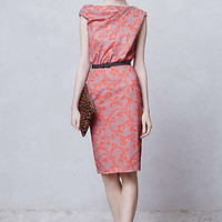 Anthropologie - Twisted Vines Sheath