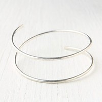 Free People Double Spiral Cuff
