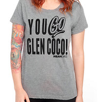 Mean Girls Glen Coco Girls T-Shirt 2XL | Hot Topic