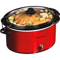 Walmart: Hamilton Beach 5-Quart Portable Slow Cooker