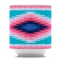 "Nika Martinez ""Surf Lovin II"" Shower Curtain 