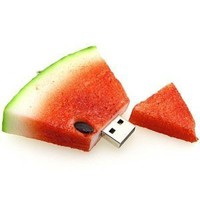 Amazon.com: High Quality 4 GB Watermelon Shape USB Flash Memory Drive: Computers & Accessories