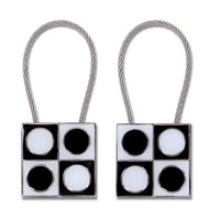 Geometri keyring by Verner Panton and Acme Studio - Pop! Gift Boutique