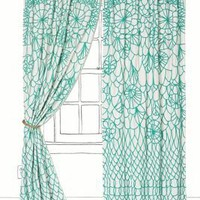 Soraya Curtain - Anthropologie.com