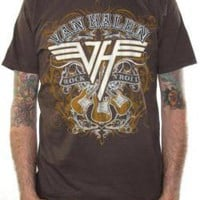 Van Halen, T-Shirt, Rock N Roll