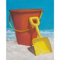 Windsor Vanguard Summer Fun I Canvas - VC7117 - All Wall Art - Wall Art & Coverings - Decor