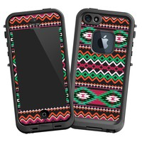 Exotic Tribal Skin for Lifeproof iPhone 5 Case