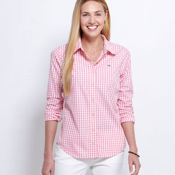 Find gingham button down women at ShopStyle. Shop the latest collection of gingham button down women from the most popular stores - all in one place.