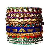 Hipanema Copper Friendship Bracelet at asos.com