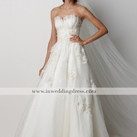 Informal Bridal Gown,Beach Wedding Dress