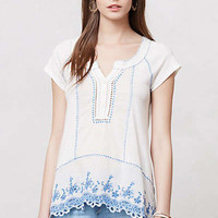 Anthropologie - Maisie Peasant Tee