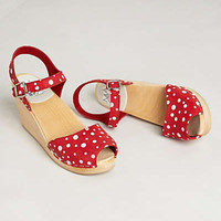 Anthropologie - Spot-On Wedges