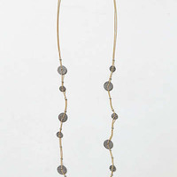 Anthropologie - Coin Cascade Necklace