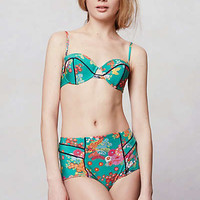 Anthropologie - Nanette Lepore Kimono Floral Pin-Up