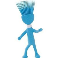 Amazon.com: Fiesta Head Chefs Silicone Pastry Brush, Blue