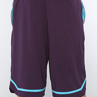 Fly Society The Rec Center Shorts in Purple : Karmaloop.com - Global Concrete Culture