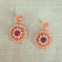 Pree Brulee - Sherbet Sparkles Earrings