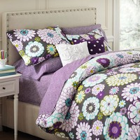 Madison Floral Duvet Cover + Pillowcases