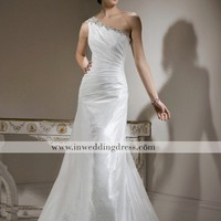 Destination Wedding Dress,Beach Bridal Gown